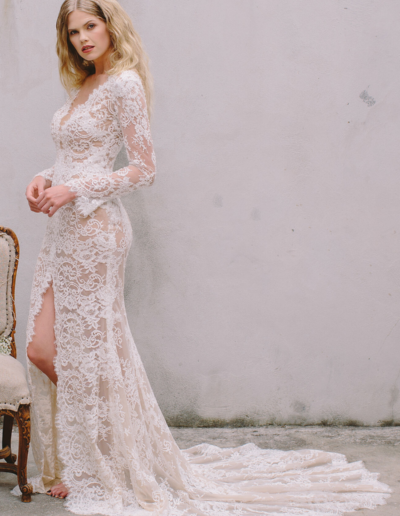 Andrea Wedding Gown