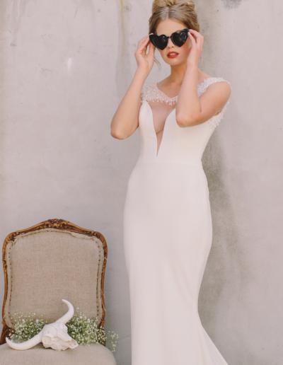 Elvira Wedding Gown