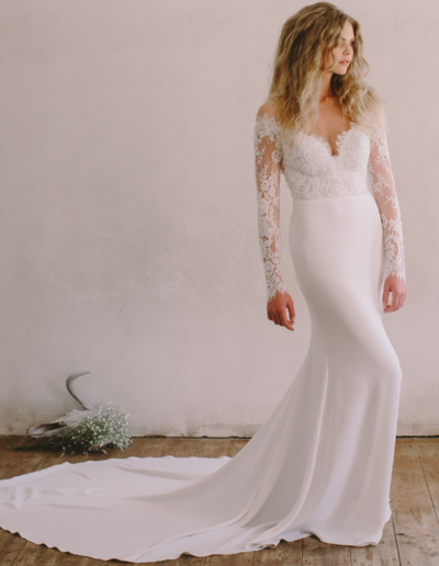 Gizelle Wedding Gown