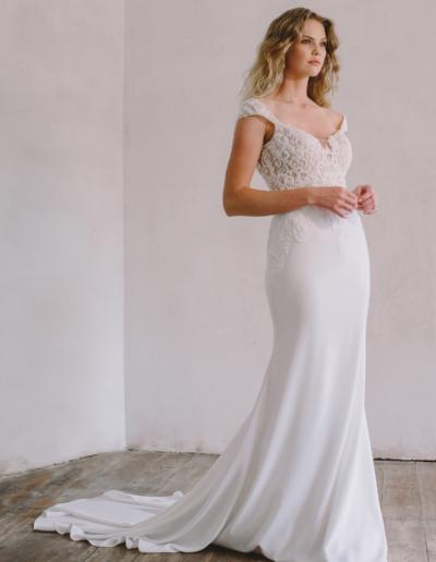 Junke Wedding Gown