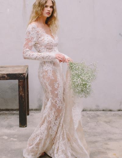 Madeleine Wedding Gown