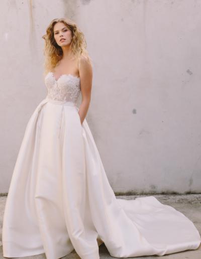 Serius Wedding Gown