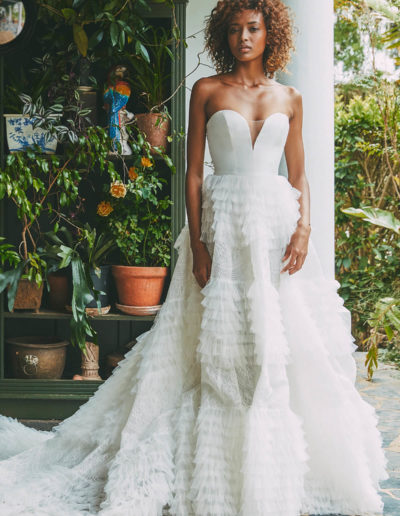 Anouk Gown Front