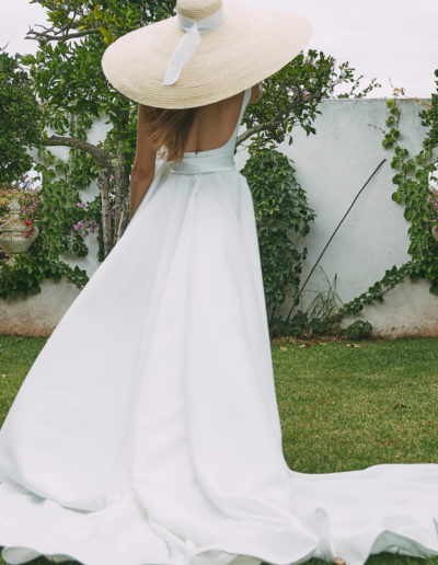 Bellise Gown Back