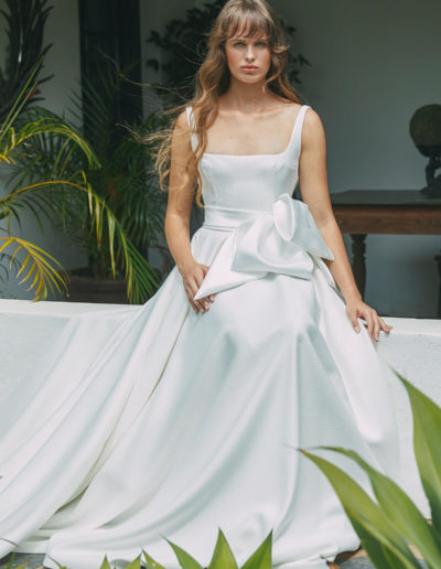 Bellise Gown Front