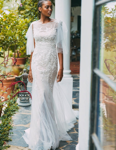 Layla Gown Front