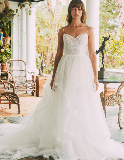 Tara Gown Front